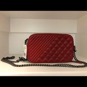 Chanel camera case cross body bag
